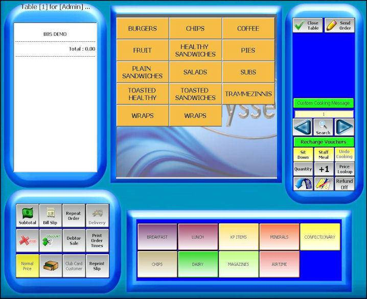 Touch Screens Point Of Sales Systems Port Elizabeth
